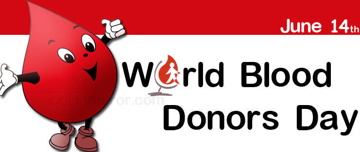 World Blood Donor Day Quotes Slogans Sayings Images